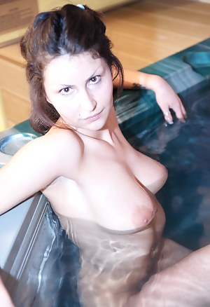 Girls Sauna Porn Pictures